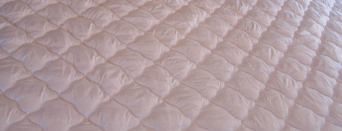 Quilting of products