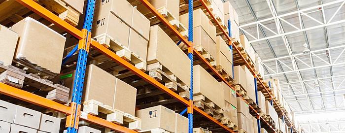 Customs warehousing